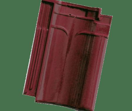 VHV WINE RED MATT GLAZED
